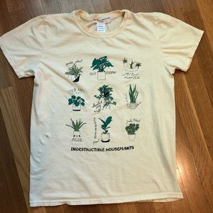 Urban Outfitters Project Social Houseplants T SzS